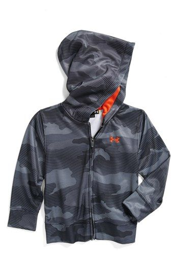 92df7f55 Blake- under Armour 'Future Camo' Hoodie (Toddler Boys) available at ...