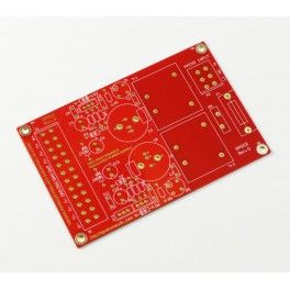 Sps02 Sjostrom Power Supply General Purpose Dual Voltage Power Supply Using Lm317 And Lm337 It S An Unpopulated Pcb