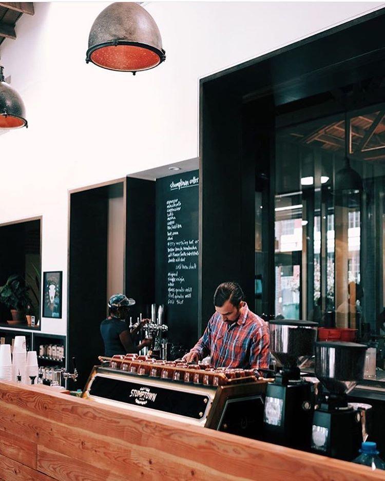 Stumptown coffee roasters stumptowncoffee portland or