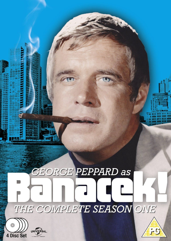 George Peppard Played Banacek An Insurance Investigator Each