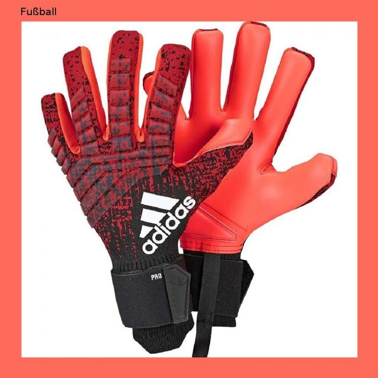Adidas Herren Predator Pro Torwarthandschuhe Adidas Predator Torhuter Handschuhe