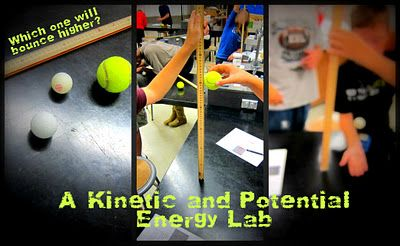 Ball Drop Lab with great interactive websites | Teaching