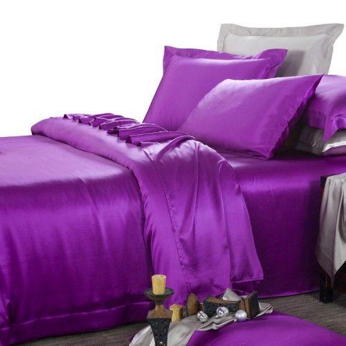 19mm 6pcs Bed Linen Set Bed Linen Sets Linen Bedding