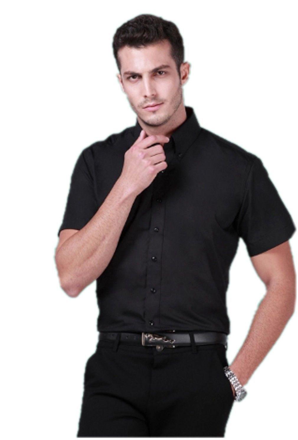 Janks mens designer stylish short sleeve high quality shirt