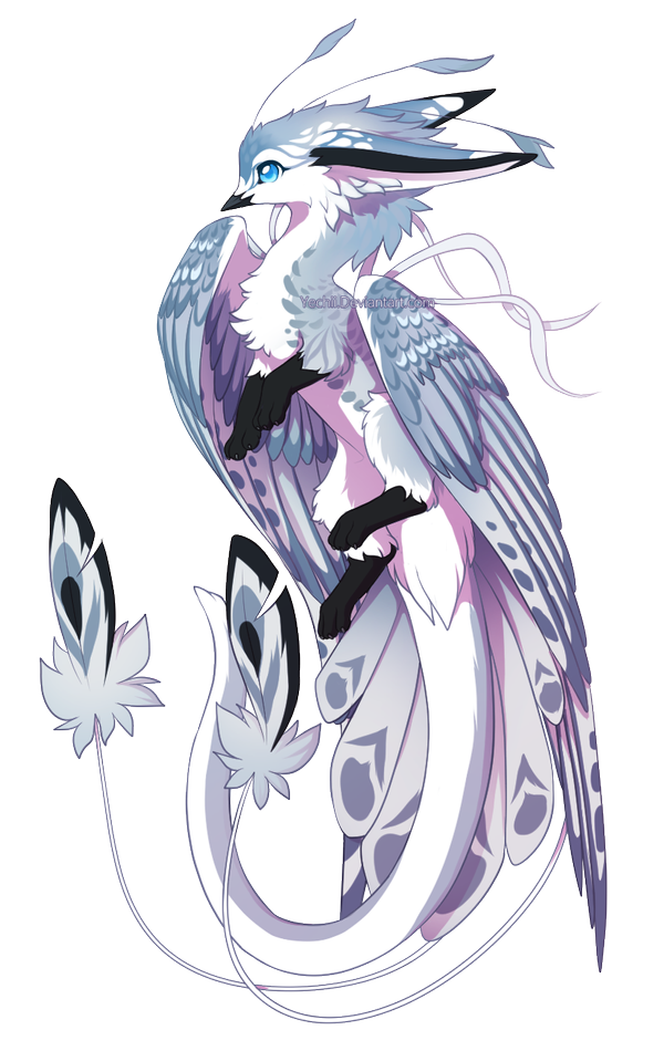Chibi Birdie - Nocitae commission+Speedpaint by Doodle-Paw on DeviantArt #cutecreatures