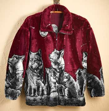 1c51c470d0ad Wolf Pack Fleece Jacket