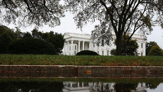 Fire Alarm Goes Off At White House Thehill Illuminati Trump New White House