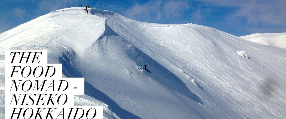 Niseko Hokkaido ski