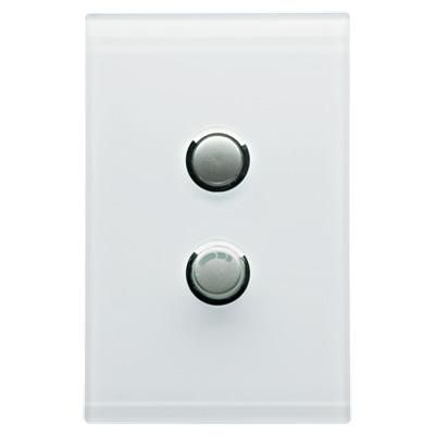 Clipsal Saturn Pure White Switch Ashgrove Kitchen Inspiration