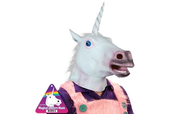 Oh goodness. This is fantastic. Shop: http://shop.boingboing.net/product/Magical-Unicorn-Mask
