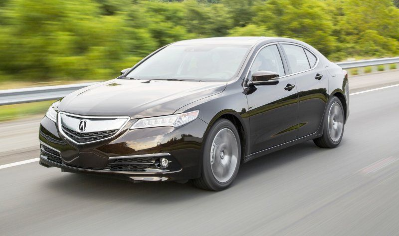 Acura TLX 3,5 SHAWD Advance Автомобили, Автомобиль