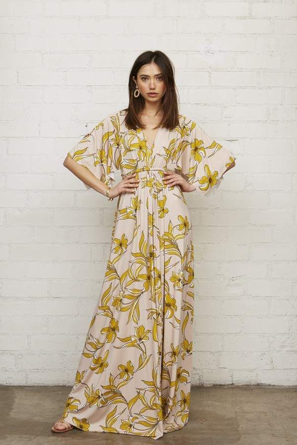 e314614fa03 Rachel Pally Long Caftan Dress - Striped Lily