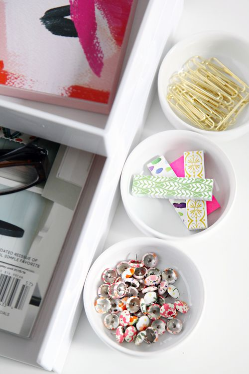 Coming up with proper storage solutions is a key component in any organizing project. This post is not intended to encourage you to go craz...