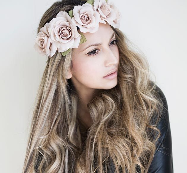 Hairstyles With Headbands How To Wear A Headband  Blond And Makeup