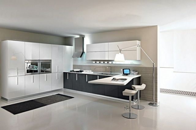 La moderna cucina sociale Magika di Pedini #cucina #magika #moderna ...