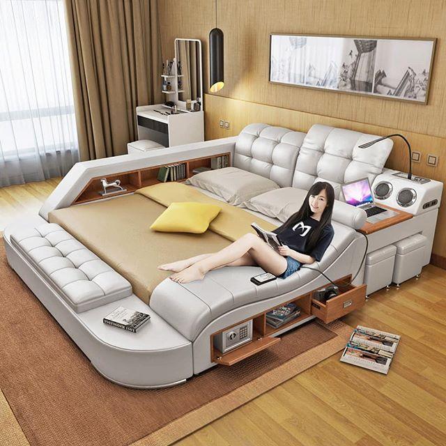 Cooles Bett (mit Bildern) Moderne schlafzimmermöbel