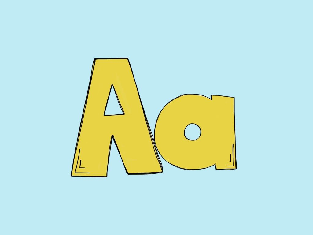 Letter Aa Video To Teach The Letter Aa Teaches Letter