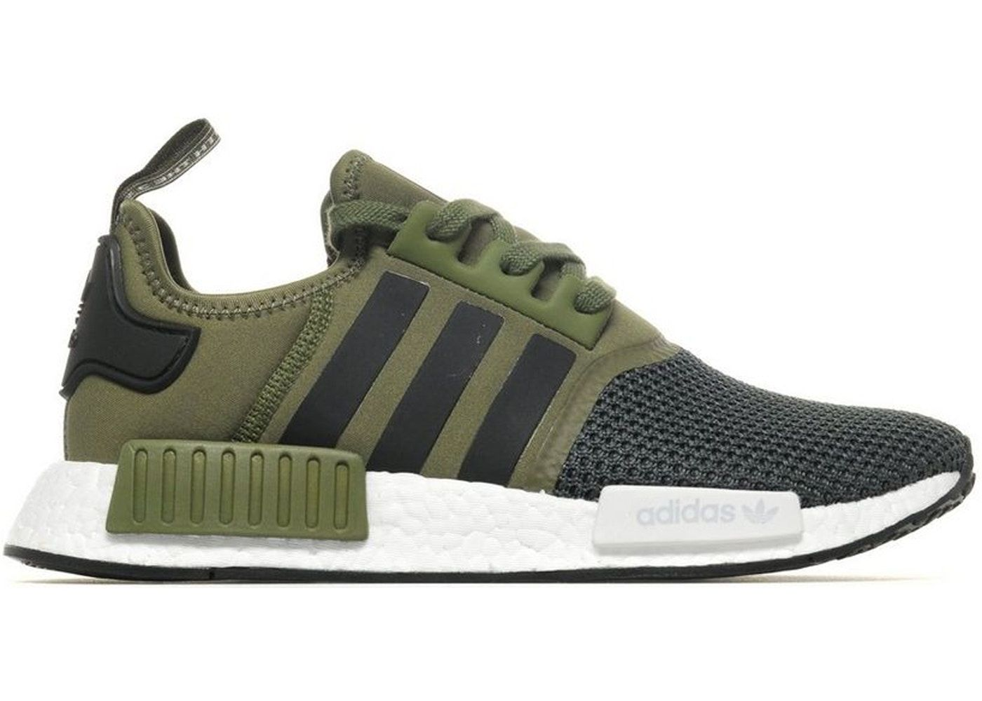 ee3c64dc4bf10 adidas NMD R1 JD Sports Olive in 2019