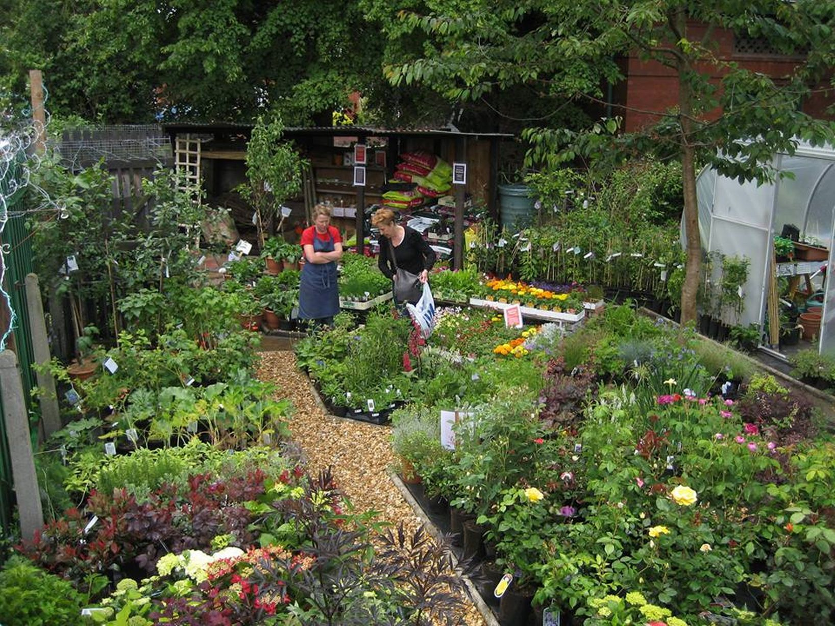 The Best Garden Centres In And Near Greater Manchester Amazing