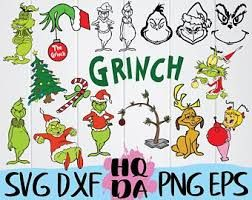 Download Image result for free grinch svg files | Cricut free ...