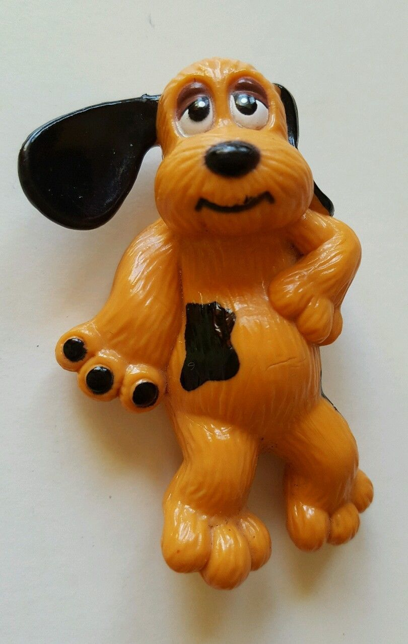 Vintage 1984 Tonka PPI LGT Pound Puppies Toy DOG Animal Figure 2
