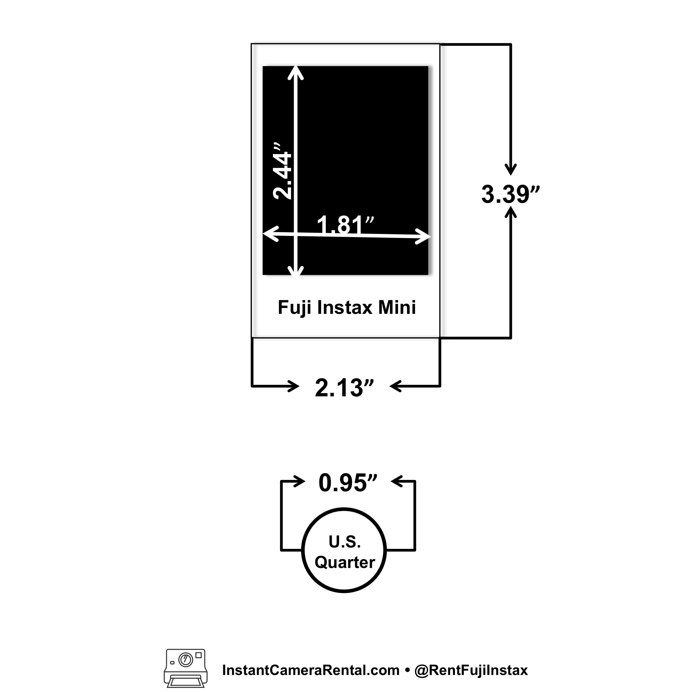 Fuji Instax Mini Photo Size Visit Us At
