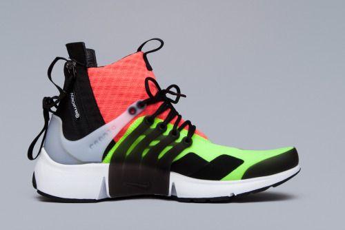 "7dd4cd8a612d rhubarbes  "" Nike® Air Presto Mid   Acronym® More sneakers here ..."