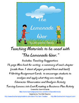 lemonade war chapter 14 summary
