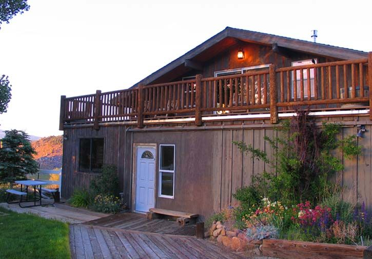 Aspen springs ranch guesthouse is available to rent