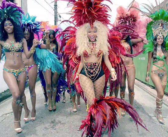 Video: Usain Bolt and Ashanti Go Viral At Carnival 2019 In ...