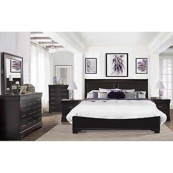 Caprice 6 Piece Cal King Bedroom Set King Bedroom Sets Bedroom Sets Queen Bedroom Set