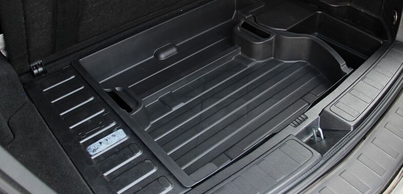 Rear Trunk Under Floor Space Storage Organizer Container For Mercedes X204 Glk Glk200 Glk220 Glk250 Glk300