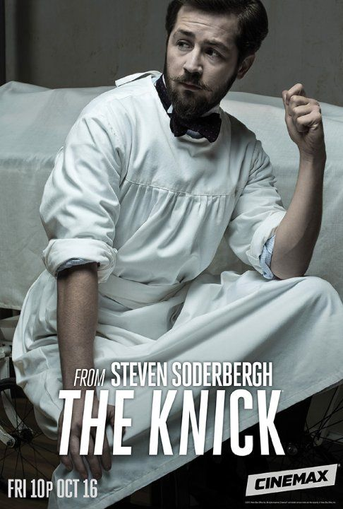 The Knick Tv Series 2014 The Knick Michael Angarano Steven