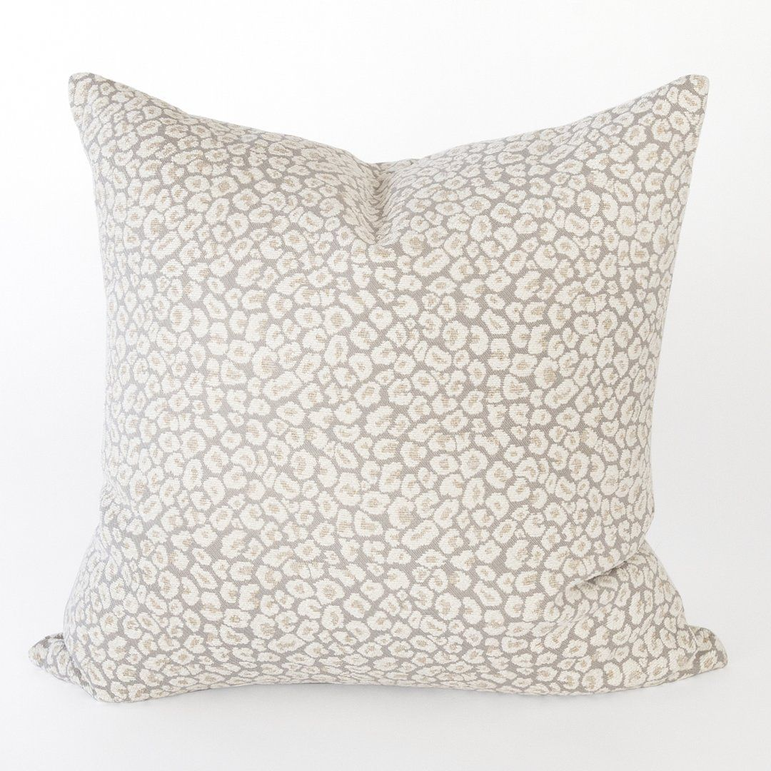 Jackie 20x20 Pillow, Spots