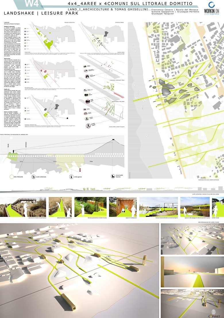 Thomas Ghisellini - Landshake Leisure Park Mondragone _ Workshop Workin'on 4