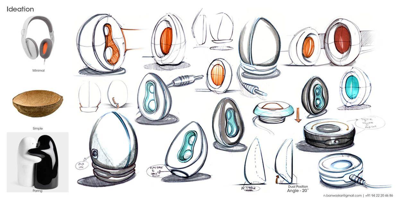 Portable Speakers on Behance
