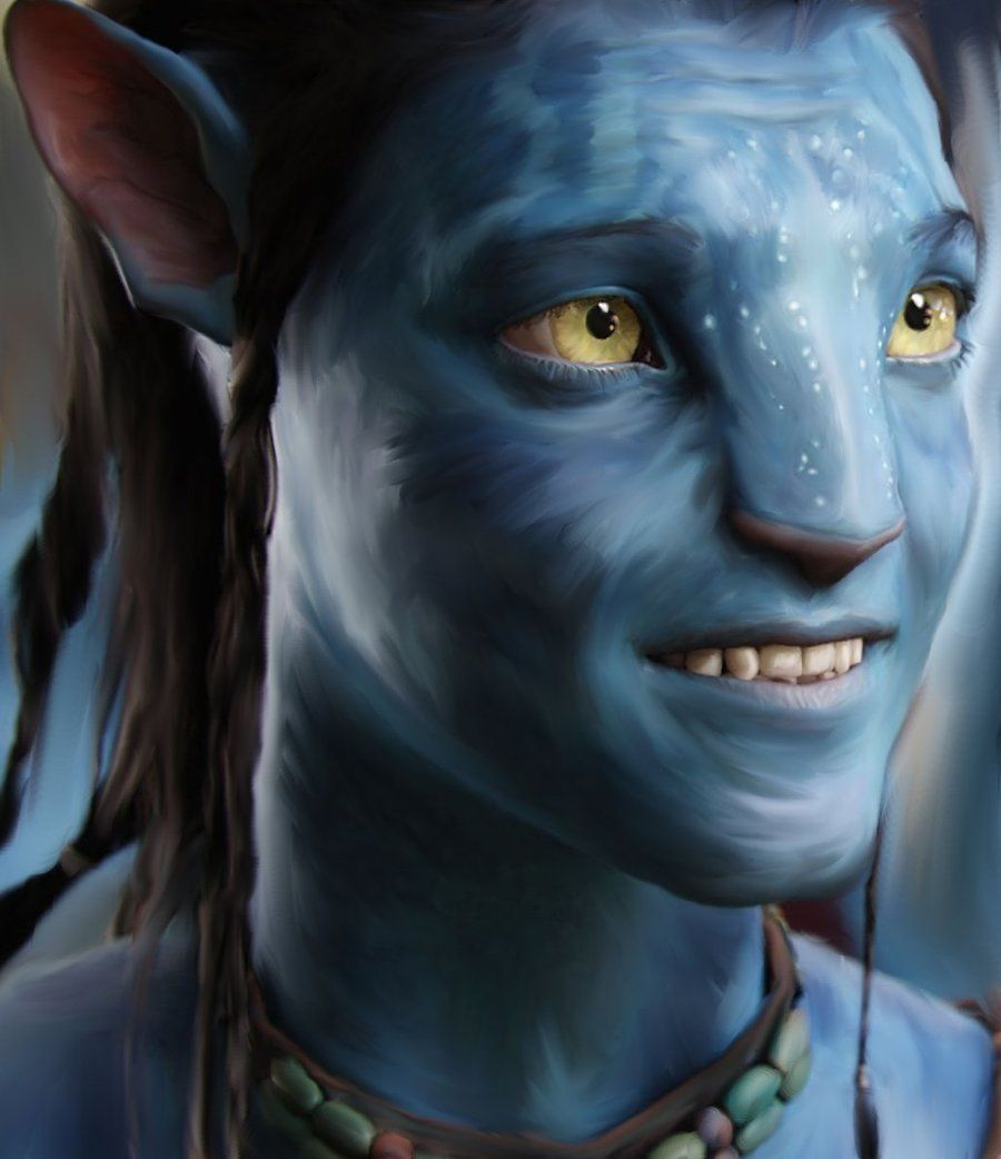 Avatar Jake: Jake Sully He's Not Real, But Who Cares! =P HAHAHAHA