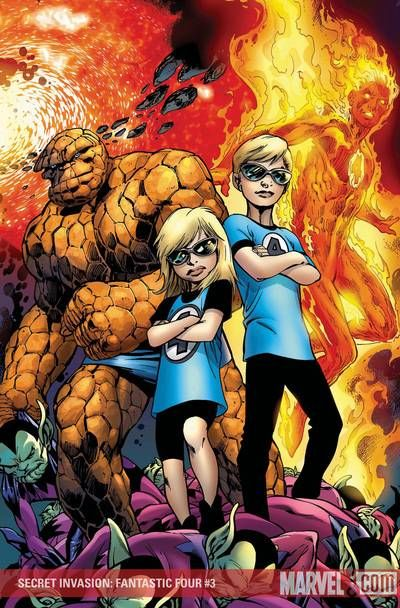 Franklin Richards Screenshots Images And Pictures Comic Vine With Images Fantastic Four Movie Fantastic Four Marvel Comics Art