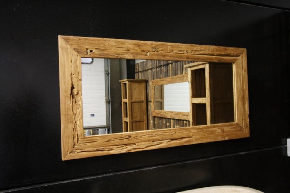 Altholz Spiegel Rustik Spiegel Holz Altholz Teak Holz