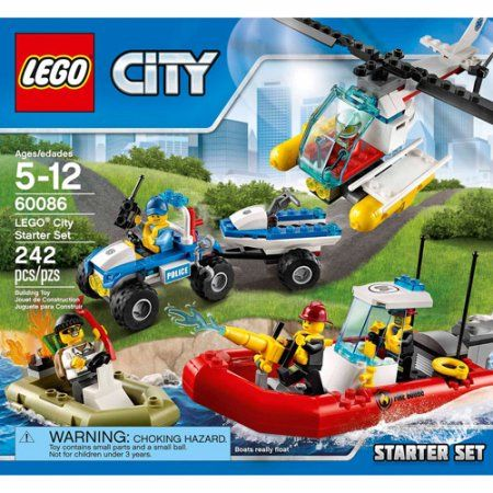 Lego City Police High Speed Police Chase Building Set Walmart Com Lego City Police Lego City Lego