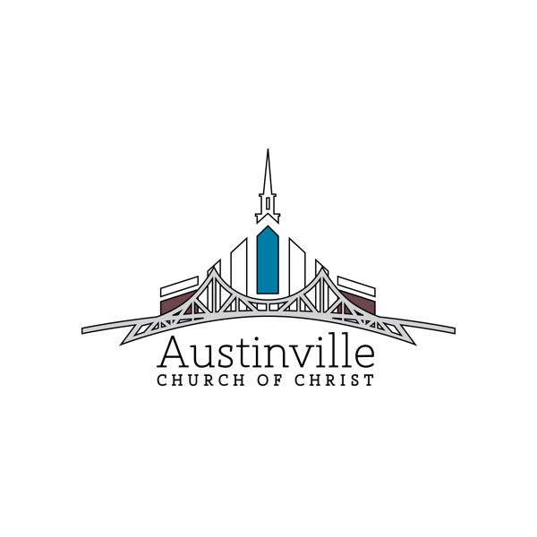 Austinville Church of Christ logo on Behance