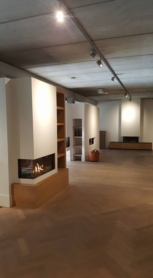 nieuwe led verlichting showroom kom voor deskundig advies ontwerp en realisatie naar hooijer