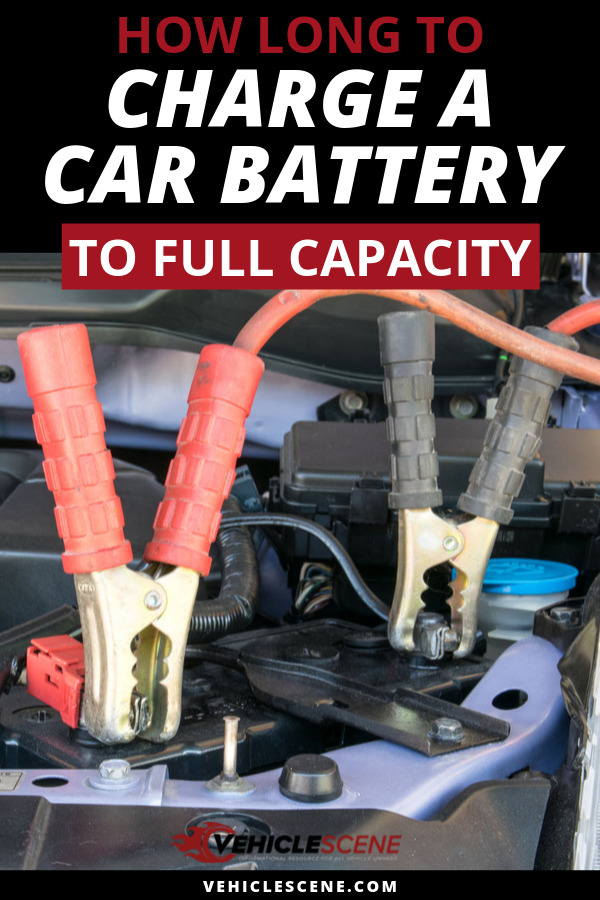 How Long Does It Take To Charge A Car Battery? | Car ...