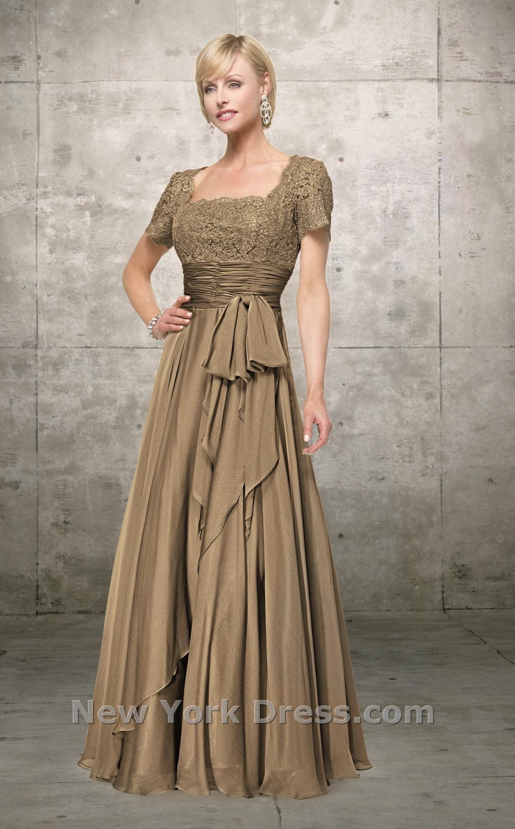 Alyce beige bride dresses and wedding