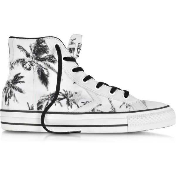 CTAS HI CANVAS CANVAS/LEATHER LTD - FOOTWEAR - High-tops & sneakers Converse fIuMBIB
