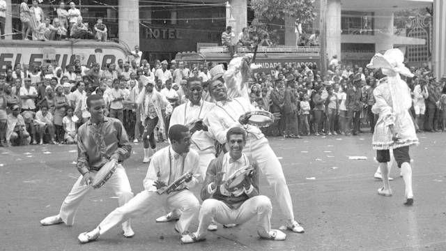 1965 - Salgueiro cantou a liberdade em tempos de ditadura