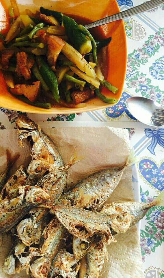 Filipino meals