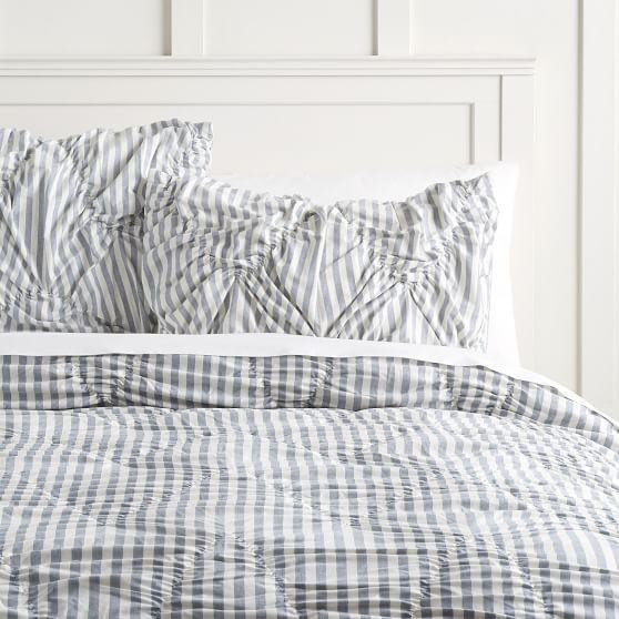 The Emily & Meritt Striped Comforter & Sham in 2020 Bed