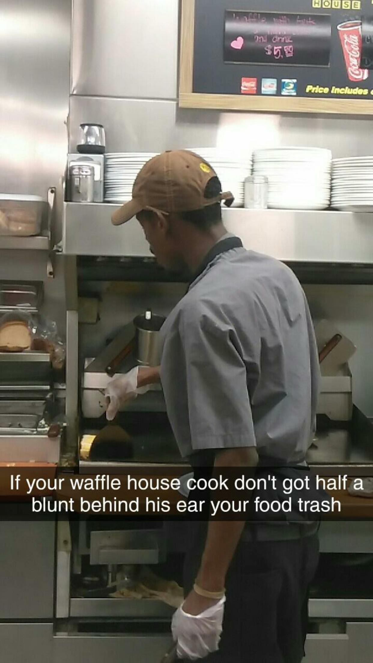 Pin By Toya P On Passtimes Waffle House House Funny Waffles