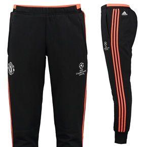 09aca48ea8a Manchester United UCL Training Sweat Pant Black